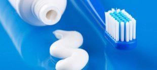 Diş macunu ile hamilelik testi!
