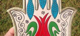 Uğur ve bereket getirdiğine inanılan semboller