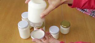 Taş Gibi Sert Yoğurt Nasıl Yapılır? İşte püf noktası