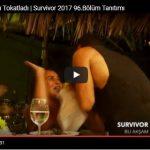 Survivor 96. bölümde Sabriye Öpücüğe Tokatla Karşılık Verdi! Kostantinos'a tokat!