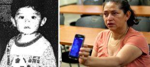 Oğlu Kaçırıldıktan 21 Yıl Sonra Annenin Polisten Aldığı Arama Şaşkınlık Yarattı.