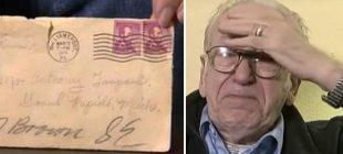 Vefat Eden Eşinin Eşyalarını Toplarken Bulduğu Mektup Hayatını Değiştirdi