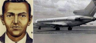 1971 Yılında Uçağa Binip Gözlerden Kaybolan Adam Gizemini 45 Yıl Geçmesine Rağmen Hala Koruyor.