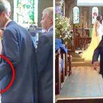 Damat Nikah Töreninde Unuttuğu Şeyin Farkına Varınca Utanarak Salondan Kaçıp Gitti