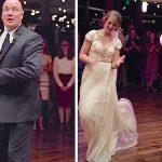 Çılgın Gelin Ve Babası Düğün Töreni Sırasında Davetlileri Öyle Bir Şaşırttı Ki