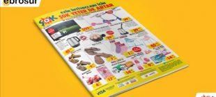 Şok Market 10-13 Haziran 2017 Hafta Sonu Kampanya Broşürü