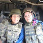 Diyarbakır'daki askere bayram sürprizi, askerin ve annenin mutluluk anları objektiflere böyle yansıdı
