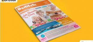 Özdilek 20 Haziran – 5 Temmuz 2017 Kampanya Broşürü Az Önce Yayımlandı