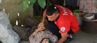 Adana'da komşularının şikayet ettiği 80 yaşındaki Zekiye Nine'ye gözaltı!