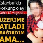 İstanbul'da korkunç olay! Daha 12 yaşında… Annesinin sevgilisi hamile bıraktı, 12 yaşında daha çocuk yaşta bebeğini kucağına aldı.