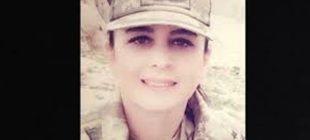 Jandarmanın ilk kadın komutanı şehit oldu