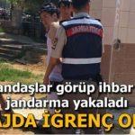Plajda küçük kıza taciz iddiası: 5 Suriyeli yakalandı