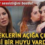 Mustafa Ceceli ile yaşadığı aşkla adından söz ettiren Selin İmer sessizliğini bozdu