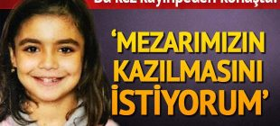 Ceylin Atik cinayeti soruşturmasında yeni gelişme… 'Ben mezarımızın kazılmasını istiyorum'