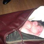 Çöpte yeni doğmuş bebek bulundu