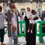 Ünlü çift olaylı günlerin ardından Medine' ye gitti ve..