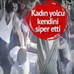 İzinden dönen askerlere otobüste saldırı!