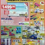 A101 3 Ağustos Aktüel Ürünler Katalogu