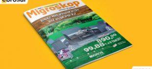 Migroskop 27 Temmuz – 9 Ağustos 2017 Kampanya Broşürü