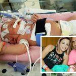 18 günlük bebek bir öpücük yüzünden yaşamını yitirdi
