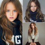Dünyanın en güzel çocuğu Kristina Pimenova'nın son hali