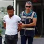 Balkon tacizcisi yakalandı! Açık kapıdan girerek…