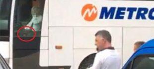 Metro'da bir SKANDAL daha: Sürücü cinsel organını… Metro'dan o görüntü için açıklama
