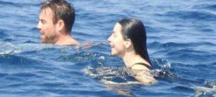 Murat Dalkılıç ile Merve Boluğur'dan mutluyuz pozu