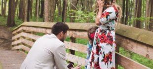 Romantik Aşığın Sevgilisine Yaptığı Sürpriz Dolu ve Dokunaklı Evlilik Teklifi