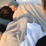 Deprem Hadise'yi de korkuttu! Ünlü şarkıcı sokakta uyudu!