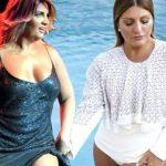 Dile kolay! 17 yılda 210 kilo… Ünlü şarkıcı Sibel Can, mayolu fotoğrafıyla sosyal medyayı salladı!