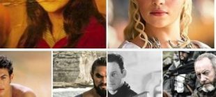 İşte Game of Thrones oyuncularının gençlik halleri..