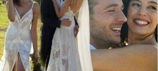 Azra Akın evlendi!
