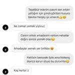 Mustafa Erdoğan'dan şarkıcı Hatice'ye mesaj: Sevgilinden kaç kurtul!
