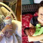 Doğum Yapmaya Giderken Doğum Yaptırdı