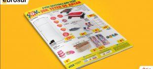 Şok Market 23-26 Eylül 2017 Haftasonu Kampanya Broşürü