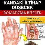 Eklem romatizması kürü