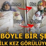 Mucize! Anne-kız aynı anda doğum yaptı…