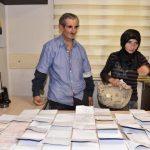 Dilencinin banka hesabında 309 bin lira çıktı