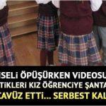 3 liseli, öpüşürken videosunu çektikleri kız öğrenciye istismarda bulundu, serbest kaldı