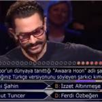 Aamir Khan, Kim Milyoner Olmak İster yarışmasına katıldı, İzzet Altınmeşe'yi bildi