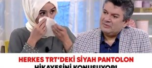 Eğitimci Yazar Alişan Kapaklıkaya'nın Siyah Pantolon Hikayesi Herkesi Ağlattı