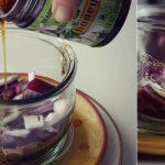 Öksürük ve Grip İçin Doğal Bal Soğan Karışımı