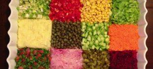 Kolay ve Lezzetli Salata Tarifleri