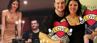 Şahan Gökbakar'dan eşine doğum günü sürprizi! Romantik komedyen