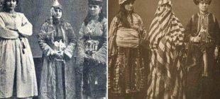 Osmanlı'da nasıl giyinilirdi? O dönemin de modası işte böyleymiş