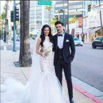 Evlenmek için yurt dışını seçen 14 ünlü çift!