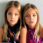 Dünya bu 7 yaşındaki ikizleri konuşuyor, Instagram'da fotoğraflarını paylaşmaya başladıklarının ertesi günü 140 bin takipçiye ulaştılar