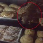 İstanbul'daki pastanede şoke eden görüntü!