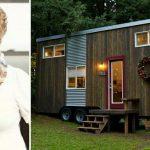Kira Ödemekten Sıkılan Kadının İnşa Ettiği 18 Metrekarelik Evi Görünce Büyüleneceksiniz!